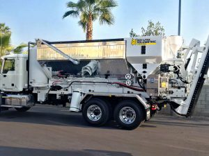 Ultralite Concrete Mixer