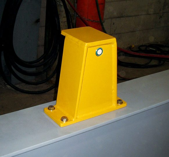 Cambering measuring system