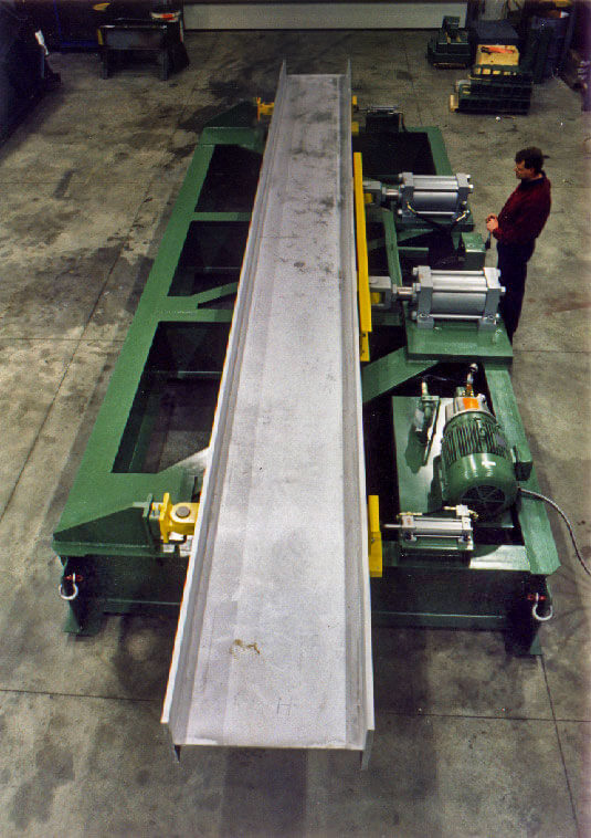 Cambering Machines Bay Lynx Manufacturing Inc