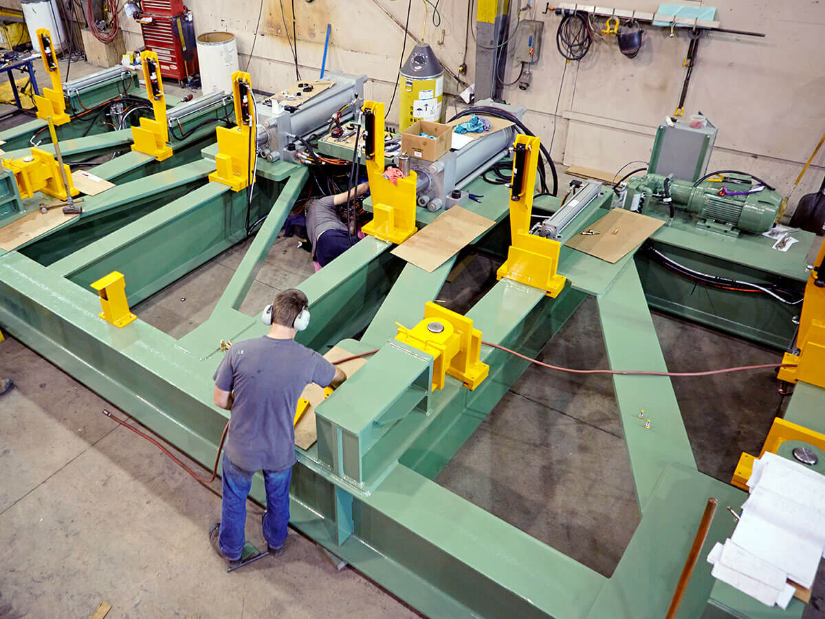 cambering machines baylynx manufacturing inc